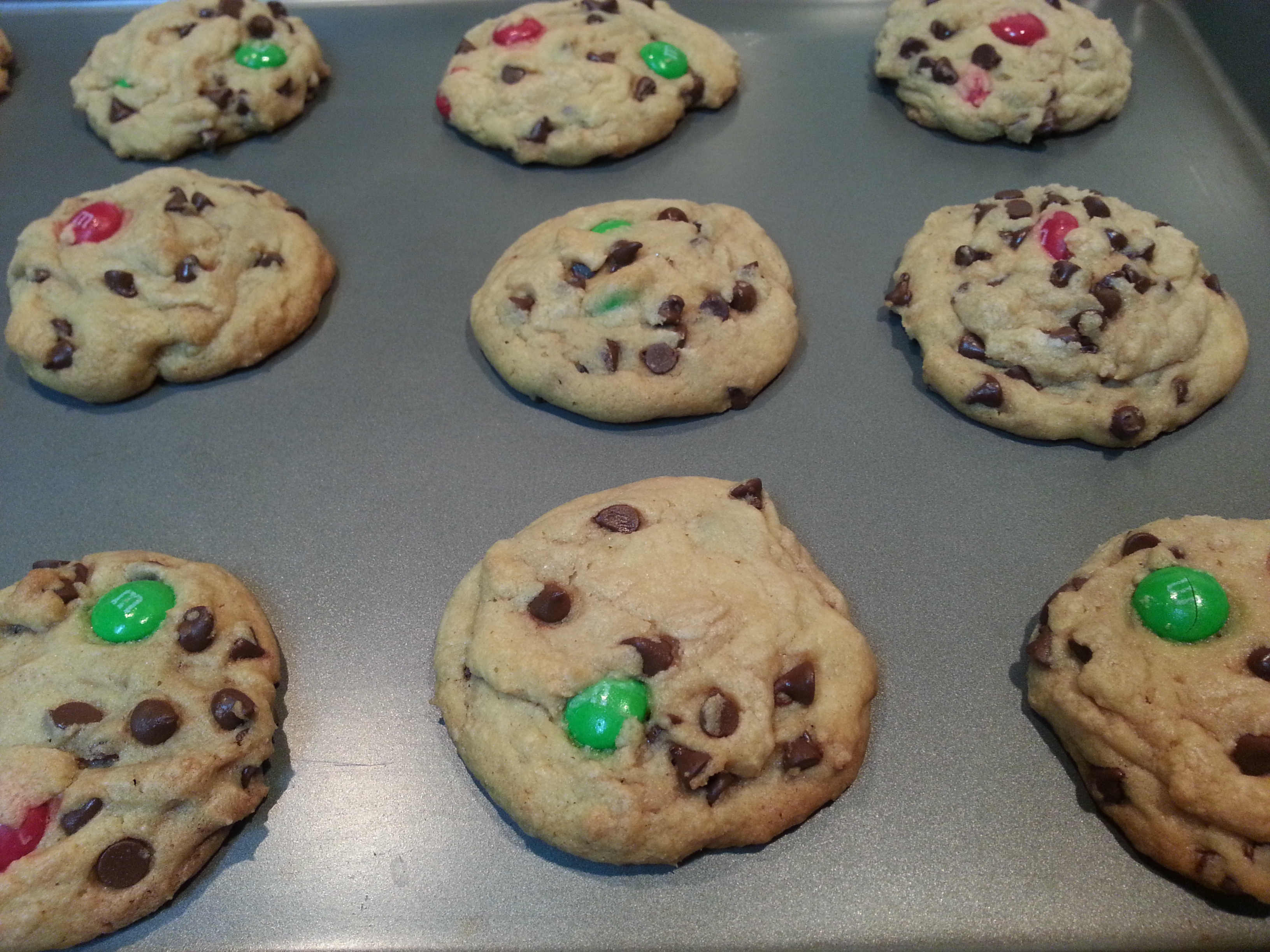 ... Desserts Cookies and Bars Award Winning Soft Chocolate Chip Cookies