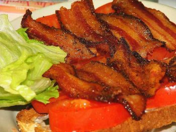 ... Main Dish Sandwiches and Wraps Bacon Lettuce and Tomato Sandwich