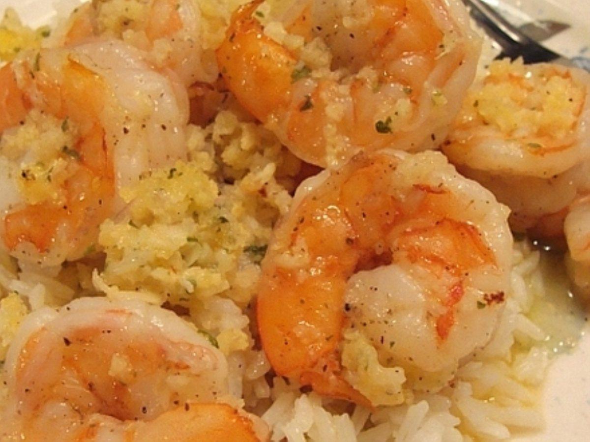 Baked Shrimp Scampi - BigOven 171747