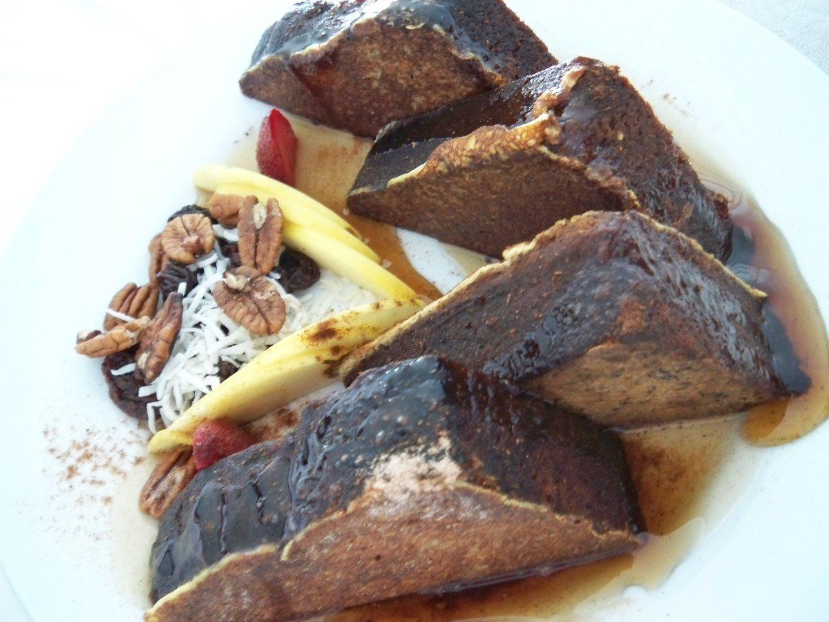 Recipes Course Breakfast French Toast Banana Bread French Toast