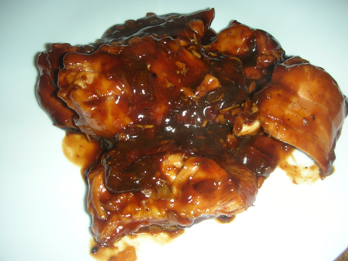 Recipes Course Main Dish Poultry - Chicken Barbecue Cola Chicken
