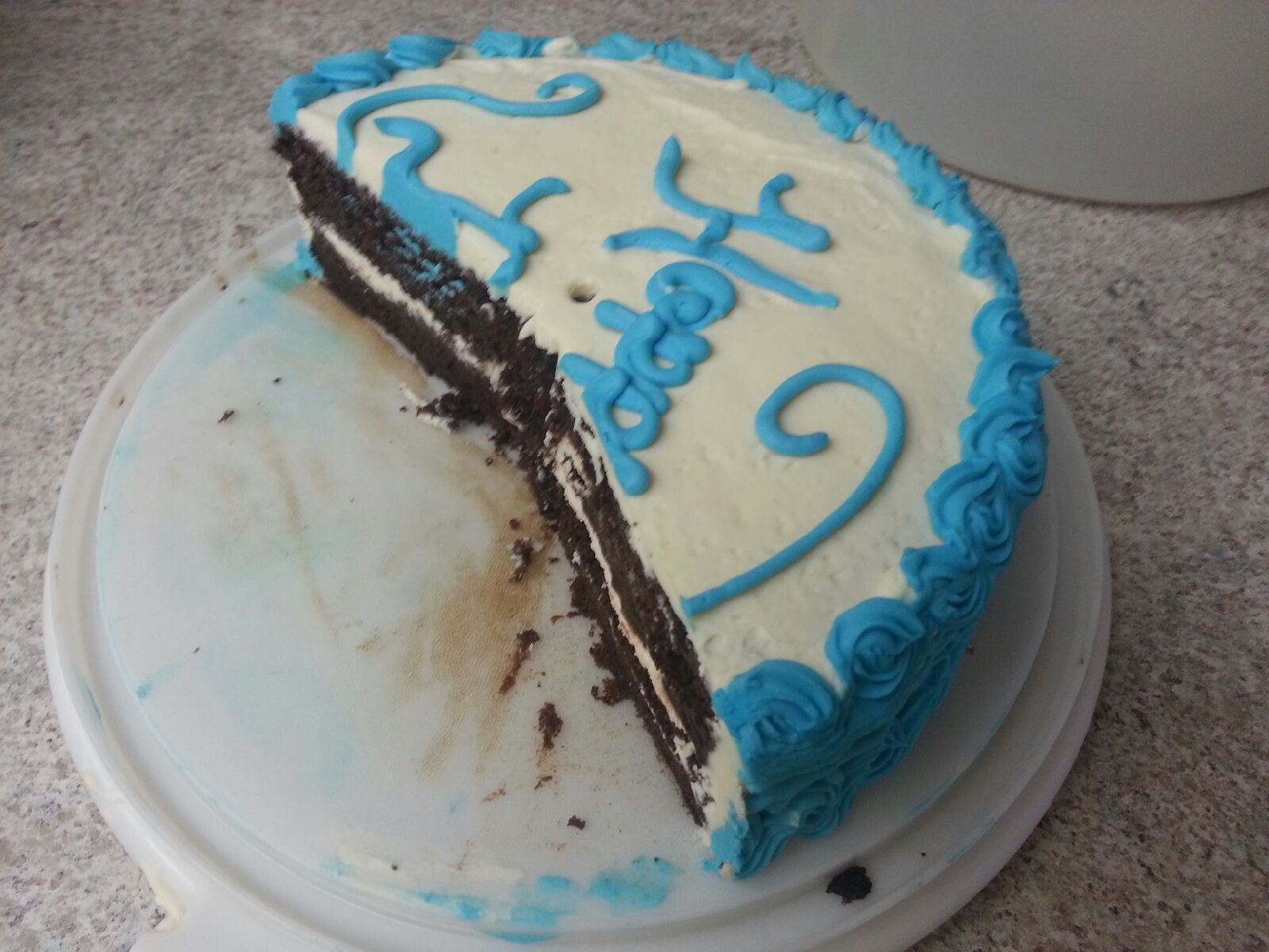 Best Cake Recipes For Icing: Best Chocolate Cake With Vanilla Buttercream Frosting