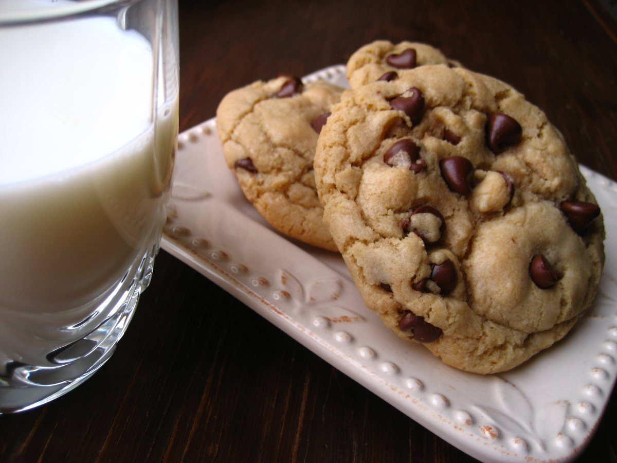 Big, Fat, Chewy Chocolate Chip Cookies - BigOven 180019