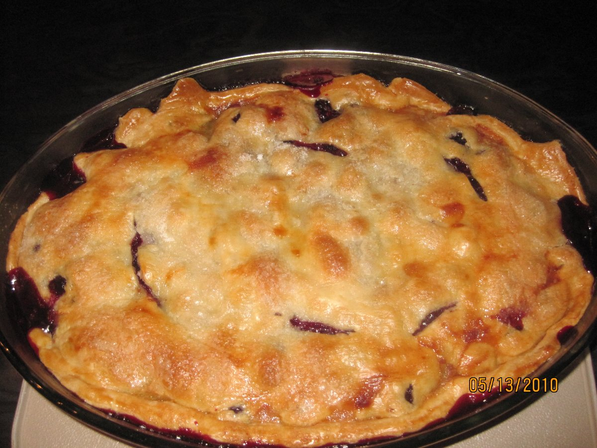 Blackberry Cobbler - BigOven 151167