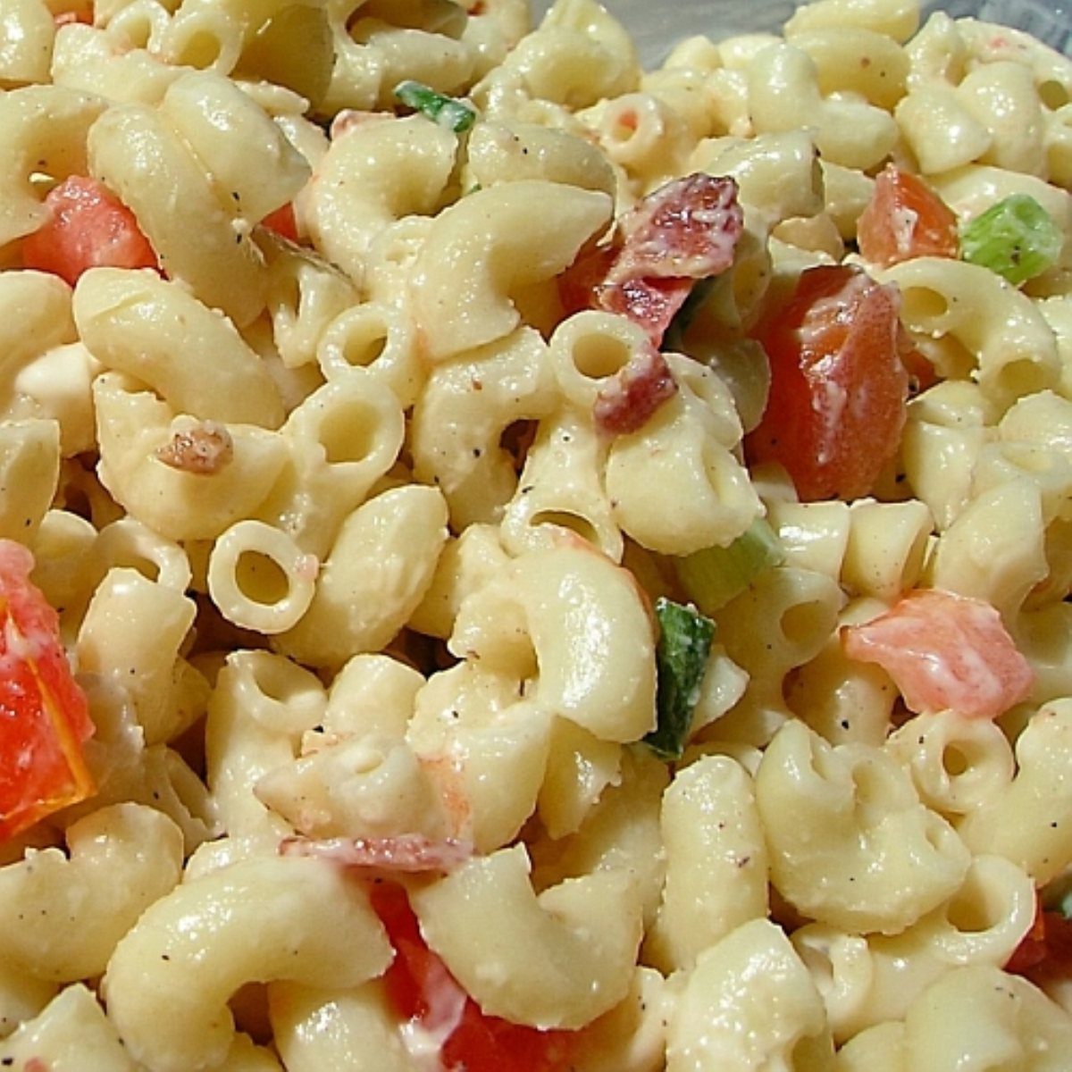 Recipes Course Salad Pasta Salads BLT Macaroni Salad