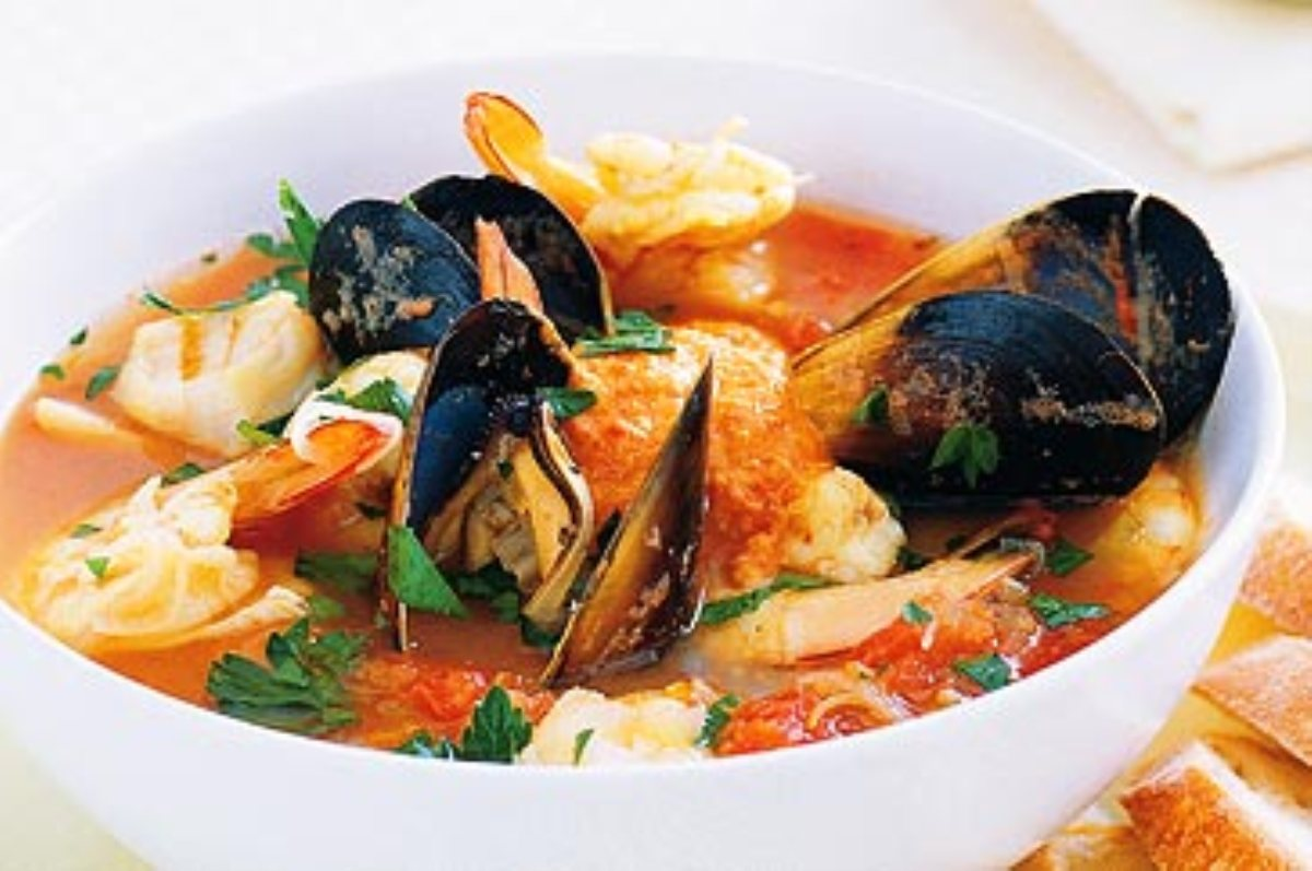 ... to delete this related recipes bouillabaisse simplified image from