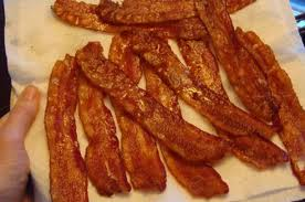 Breakfast - Make Bacon in Oven
