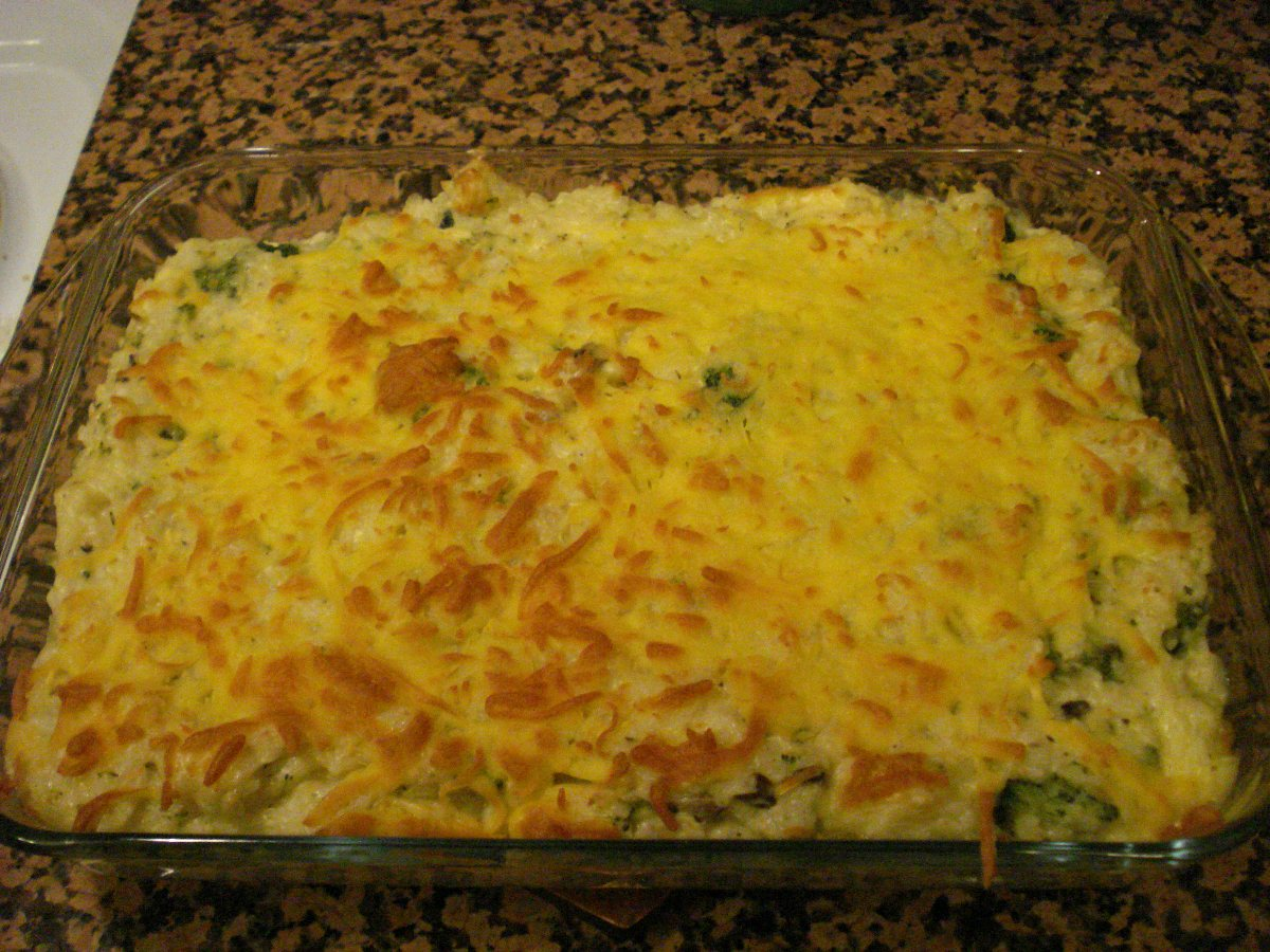 ... Course Side Dish Casseroles Broccoli, Rice and Cheese Casserole