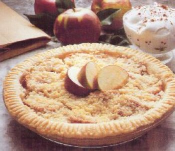 Recipes Course Desserts Pies Brown Bag Apple Pie