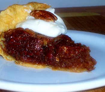 Recipes Course Desserts Pies Butter Pecan Pie