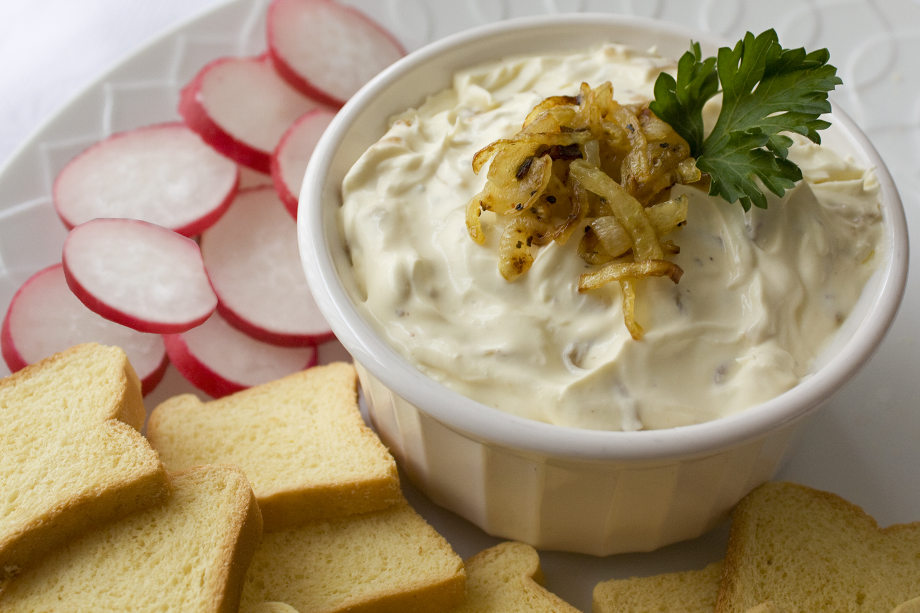 ... Course Appetizers Dips and Spreads Caramelized French Onion Dip