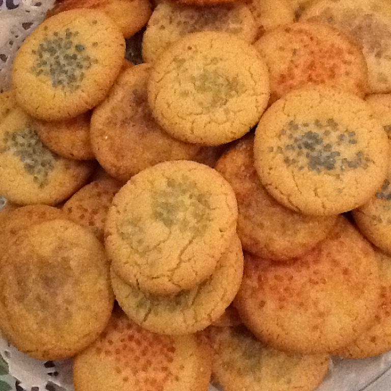 Chewy Sugar Cookies - BigOven 168660