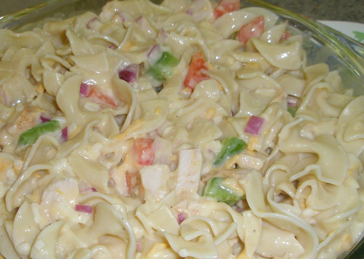 Chicken Noodle Casserole I Recipes — Dishmaps