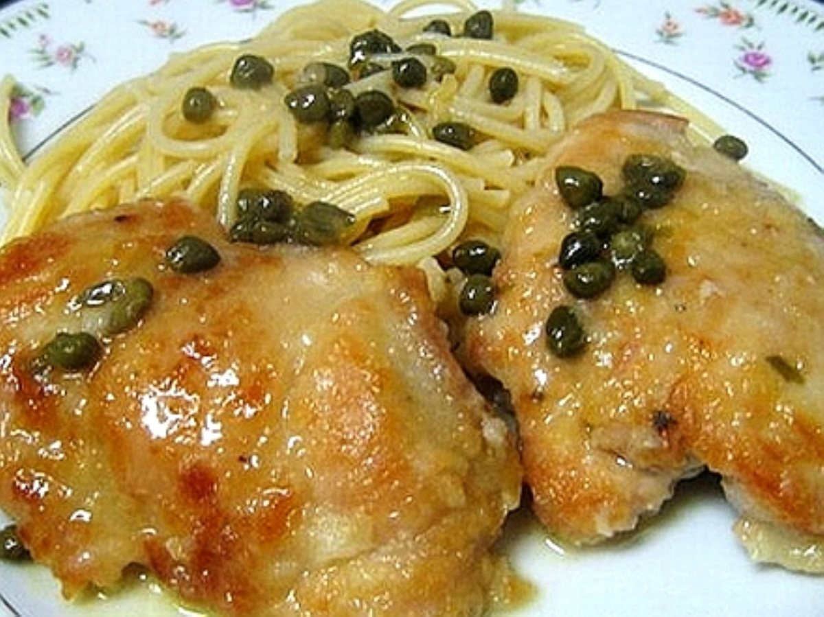 Chicken Piccata By CCheryl - BigOven 172720