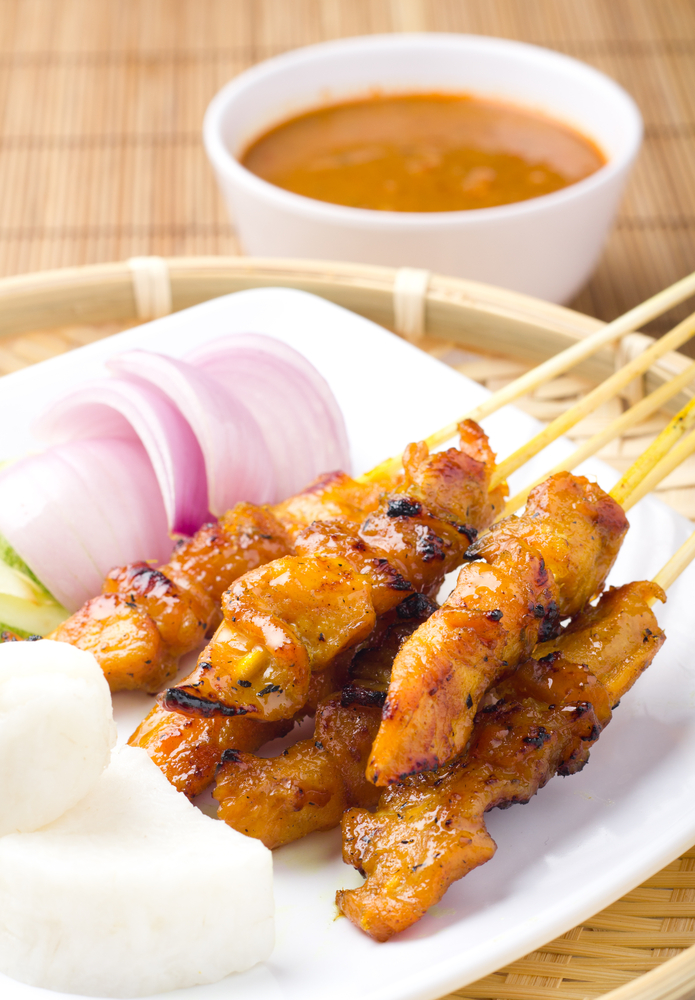 Chicken Satay - BigOven 158299