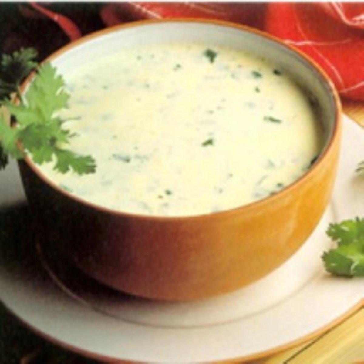 Recipes Course Soups, Stews and Chili Vegetable Chilled Asparagus Soup