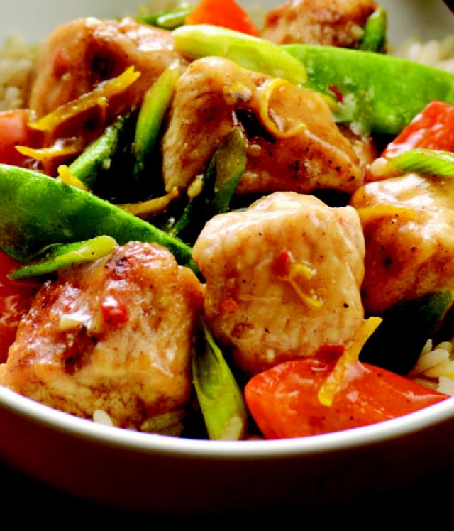 Qin Dynasty Food Recipes