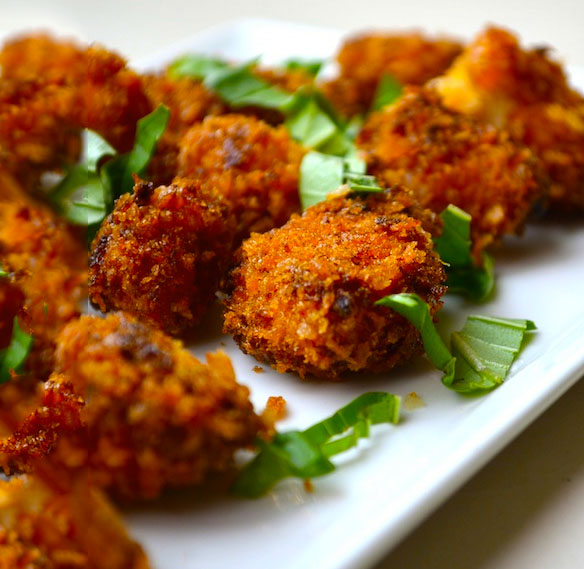 Recipes Course Main Dish Poultry - Chicken Chipotle Popcorn Chicken