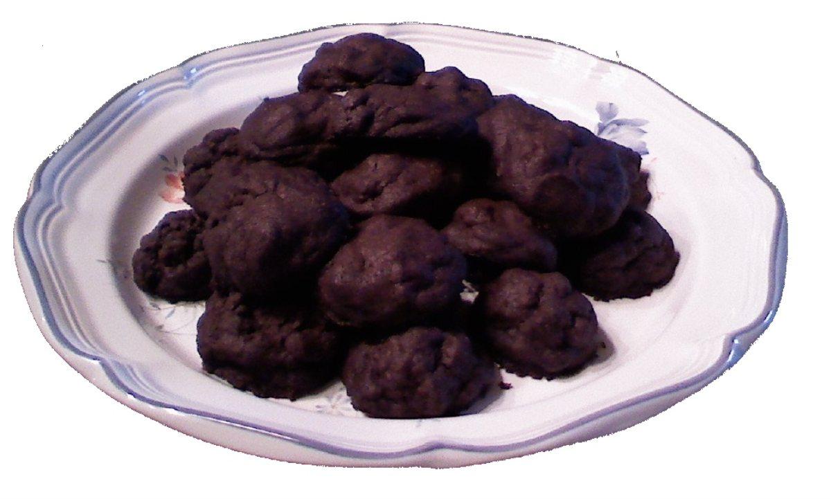 Chocolate Shortbread (6) - BigOven 175077