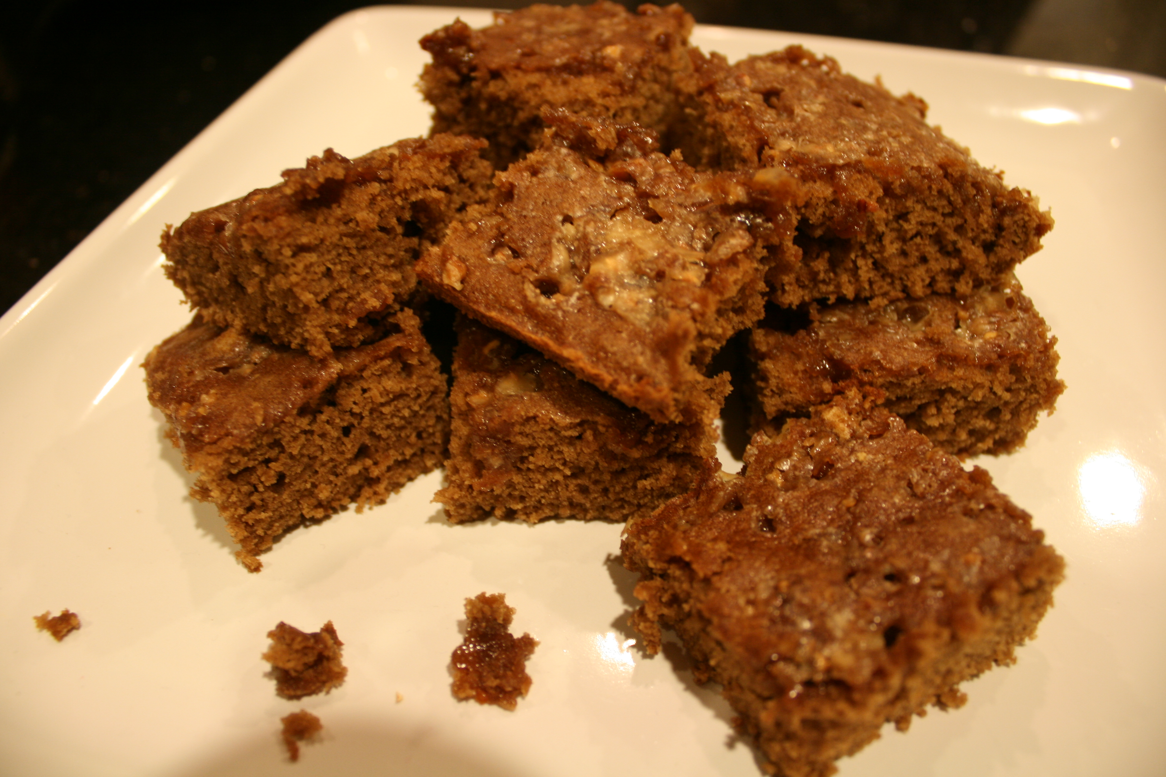 Toffee-Banana Brownies Recipes — Dishmaps