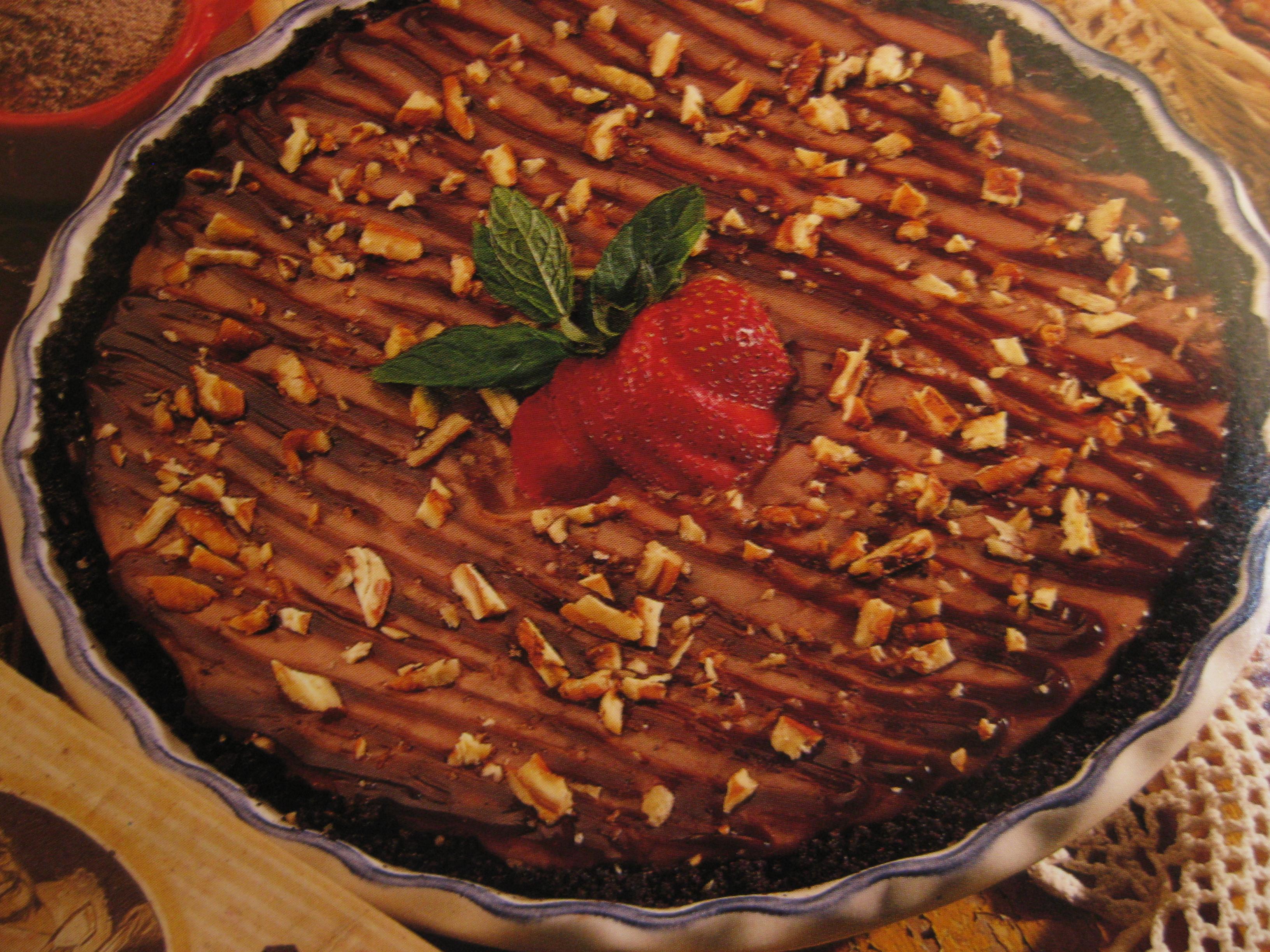 Recipes Course Desserts Chocolate Chocolate Turtle Cheesecake