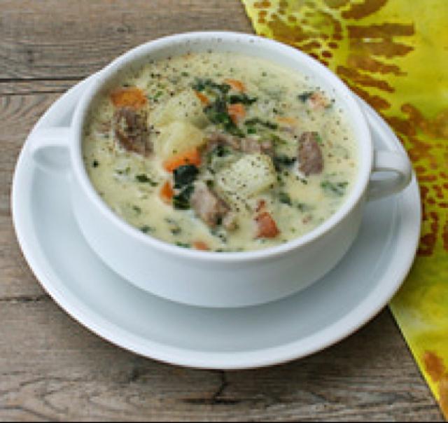Cindy's Sausage Potato Kale Soup - BigOven 604171