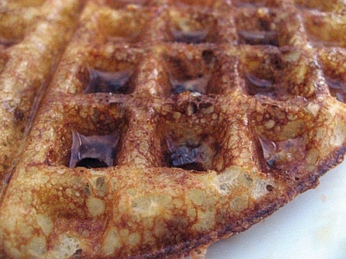 Recipes Course Breakfast Waffles Classic Belgian Waffles