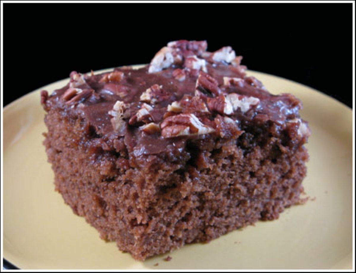Recipes Course Desserts Cakes Coca-Cola Cake