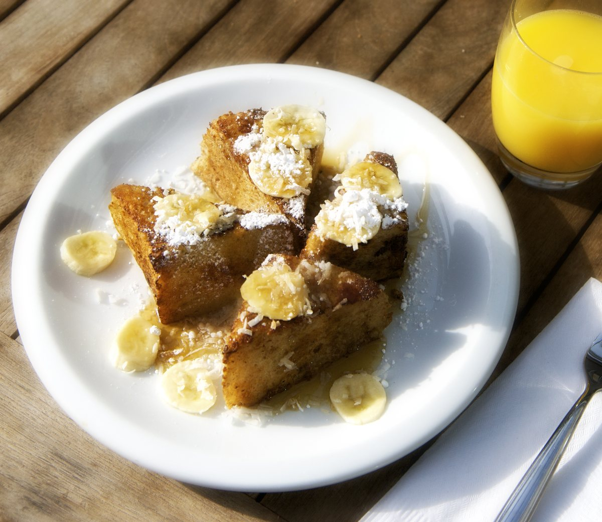 Recipes Course Breakfast French Toast Coconut French Toast