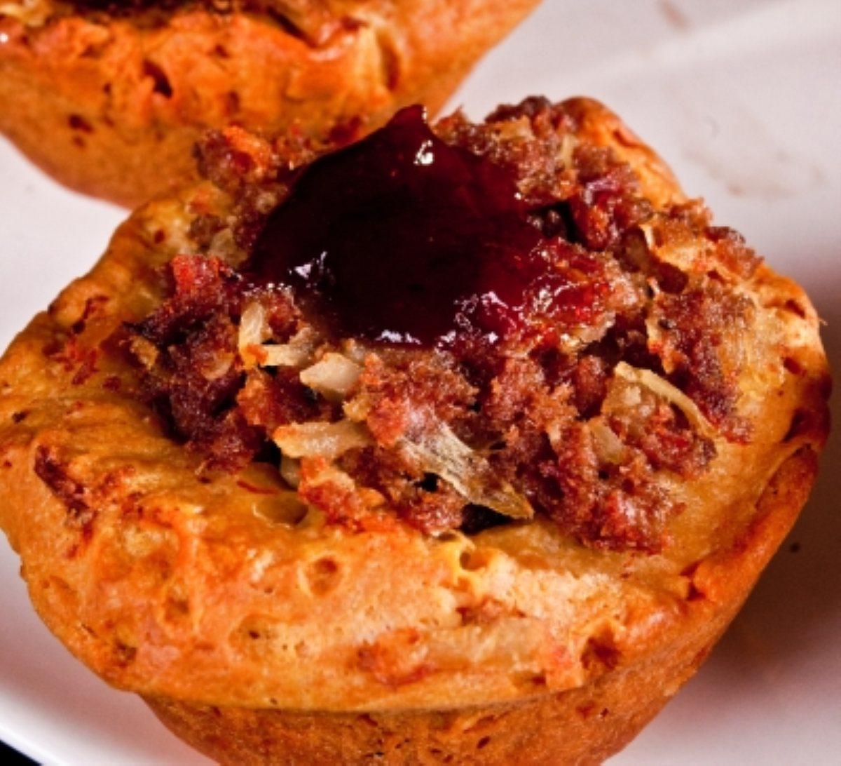 ... Course Bread Biscuits and Scones Corned Beef Breakfast Biscuits