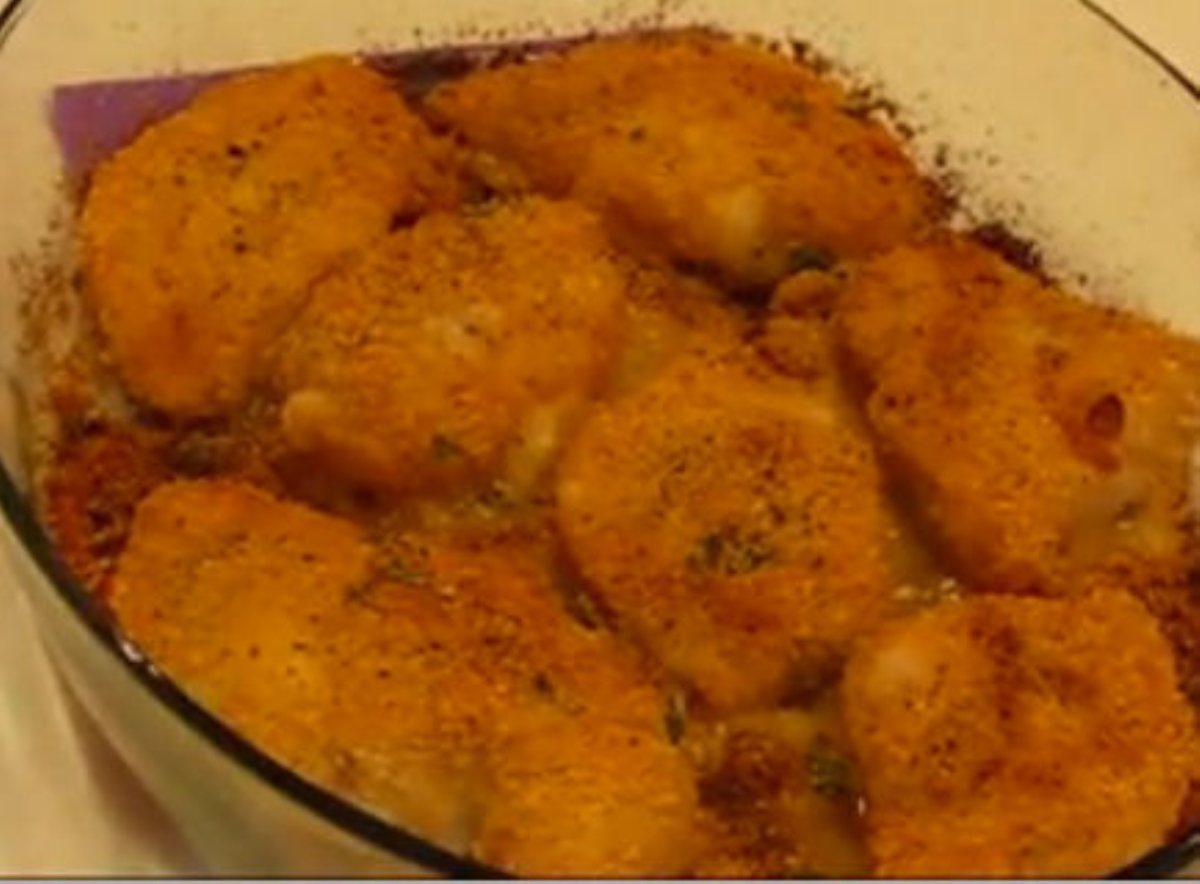 how to cook crispy chikenn drumstickks
