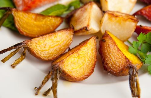 fries and him turnip home fries here is 2 lbs of turnip baked turnip ...
