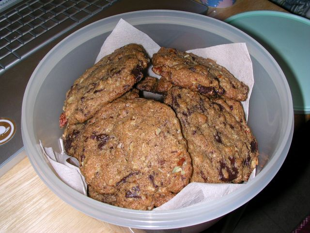 Recipes Course Desserts Cookies and Bars Doubletree Hotel Cookie