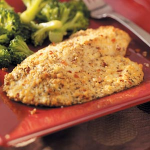 ... Course Main Dish Fish and Shellfish Easy Baked Parmesan Tilapia