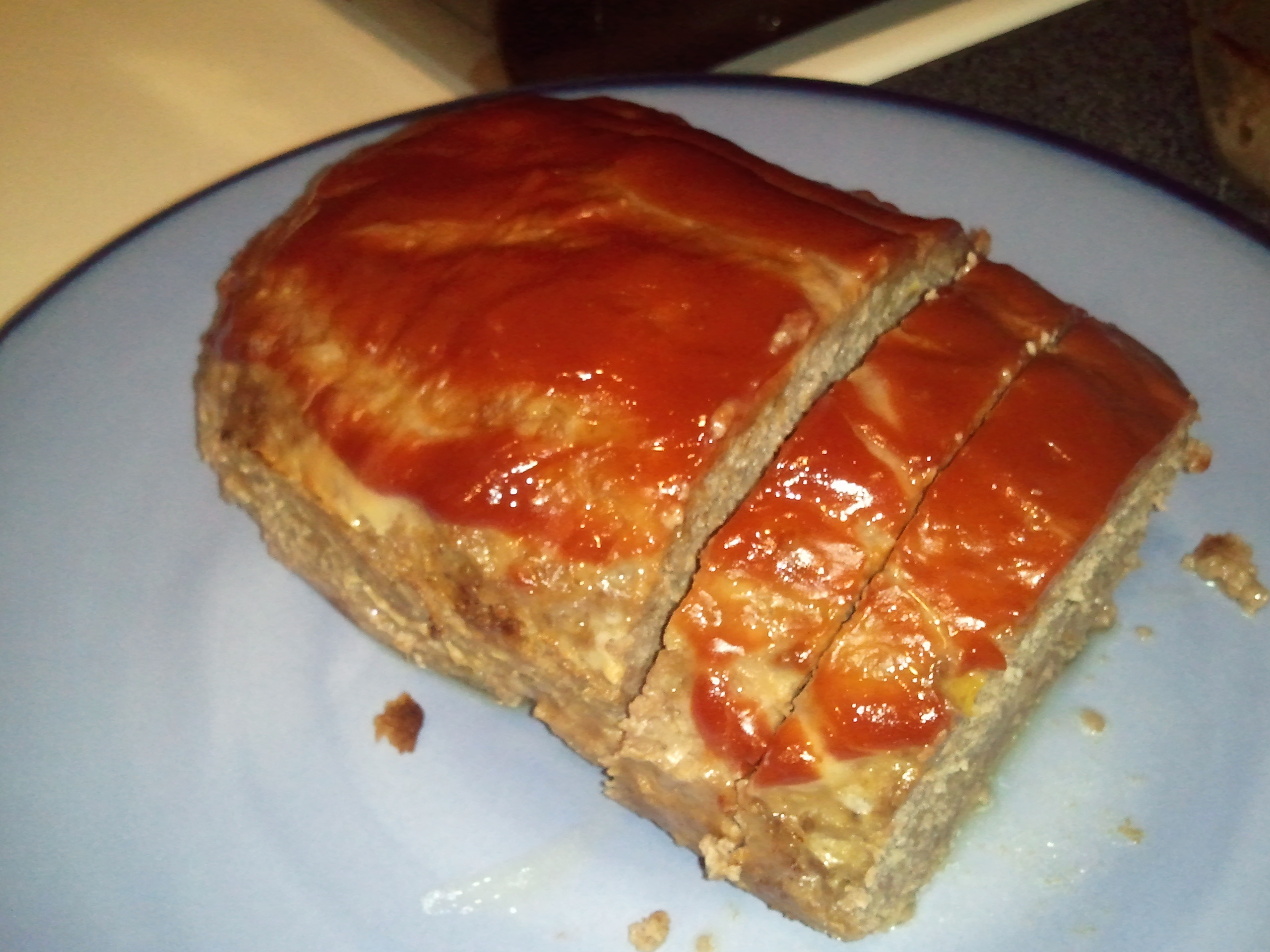 Recipes Course Main Dish Meatloaf Easy Meatloaf