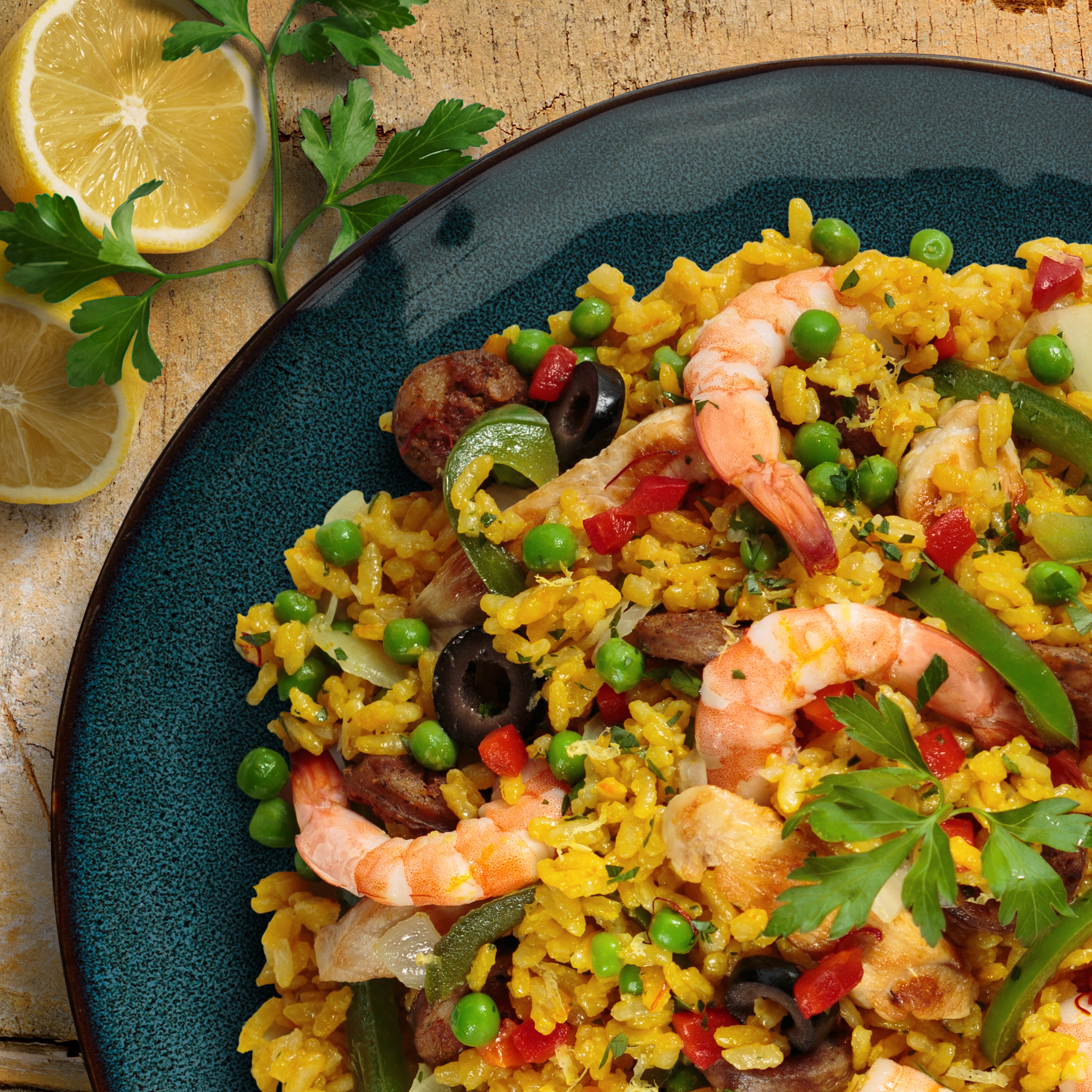 how to make paella spanish dish