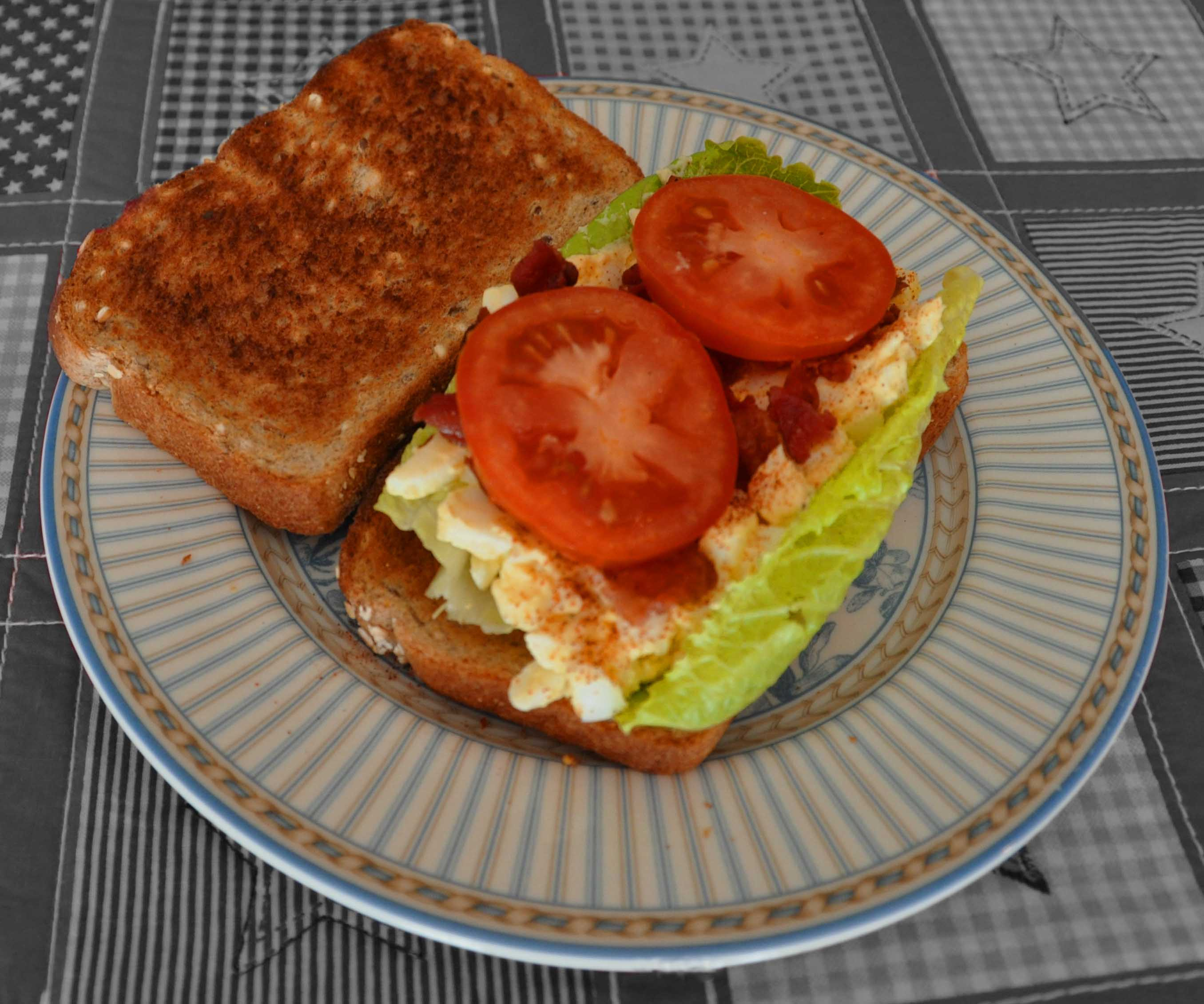 BELT (Bacon Egg Lettuce Tomato) Sandwich Recipes — Dishmaps