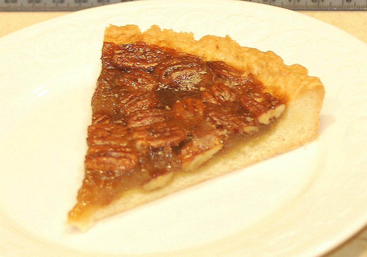 Recipes Course Desserts Pies Esther's Award Winning Pecan Pie Filling