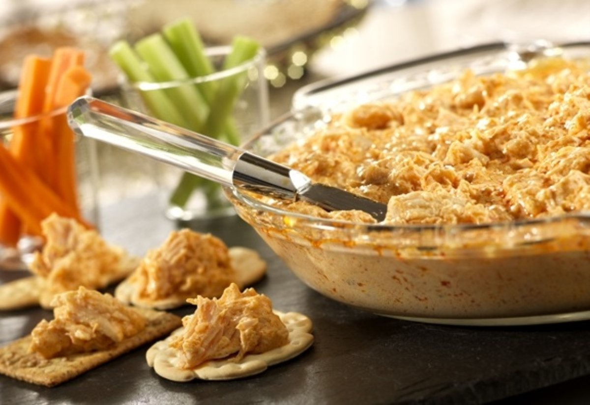 ... Side Dish Side Dish - Other Frank's® RedHot® Buffalo Chicken Dip