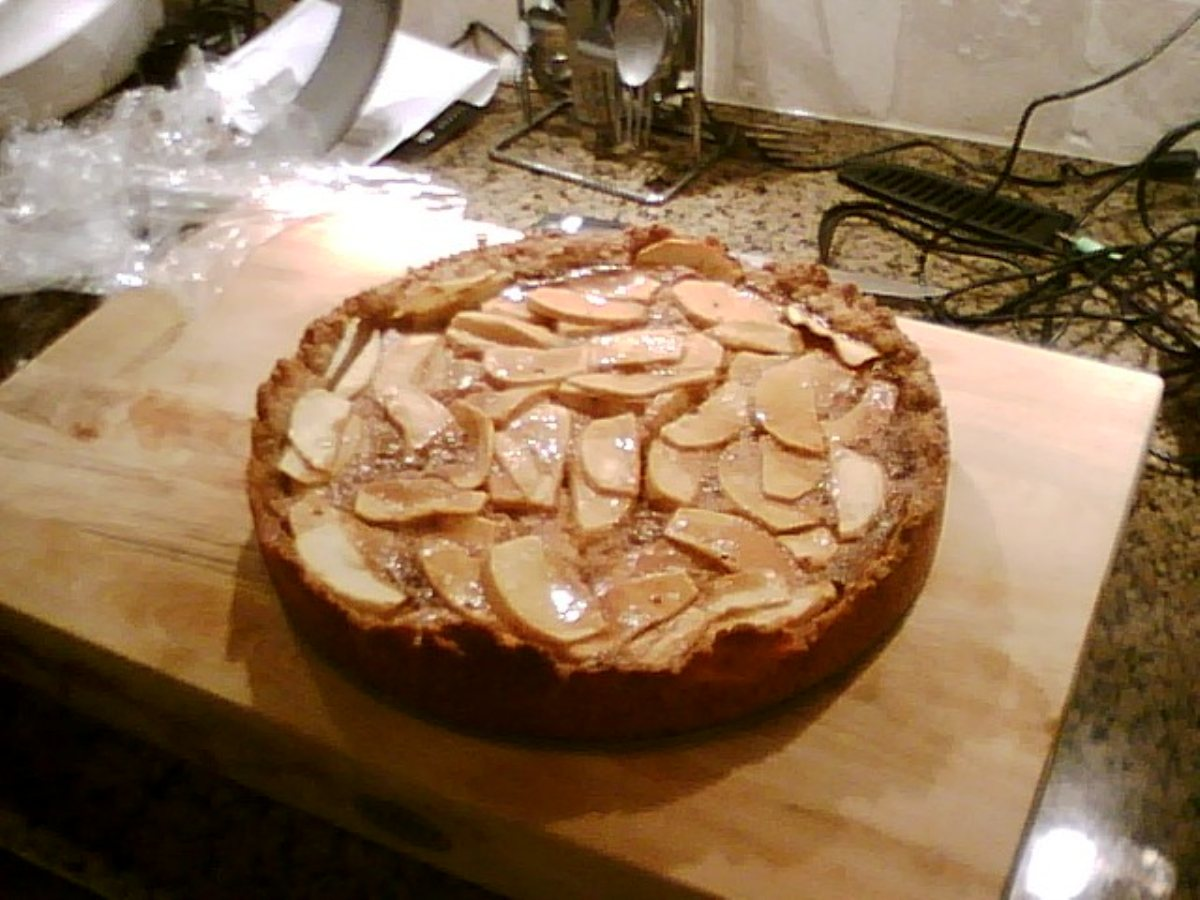 French Apple Cake - BigOven 163702