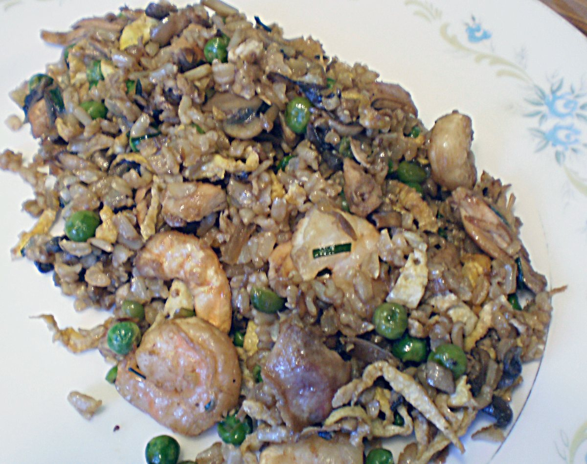 Wild Fried Rice Recipes — Dishmaps
