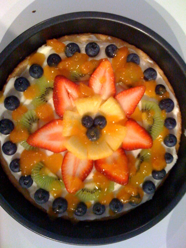 Recipes Course Appetizers Fruit Fruit Pizza