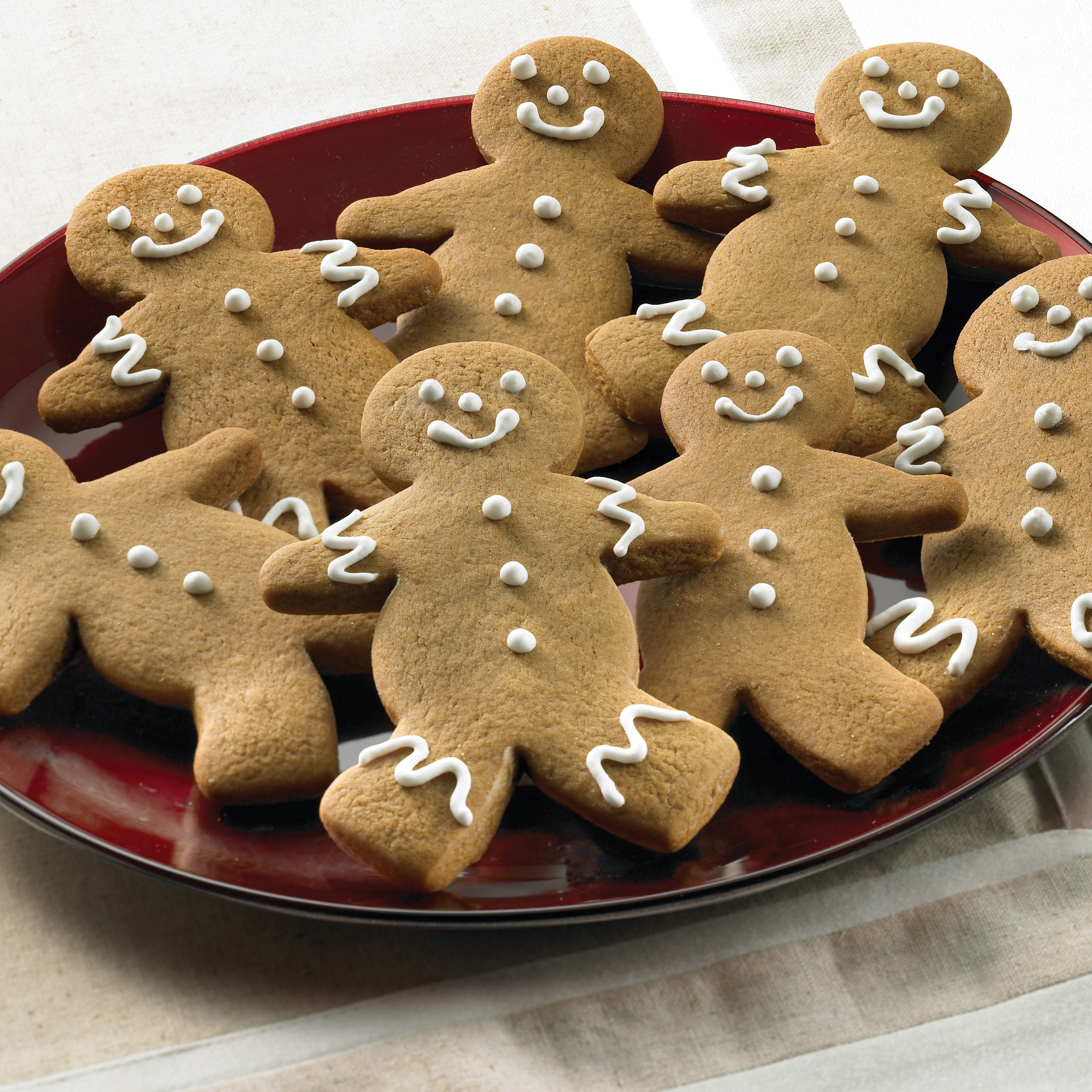 Recipes Course Desserts Cookies and Bars Gingerbread Men Cookies