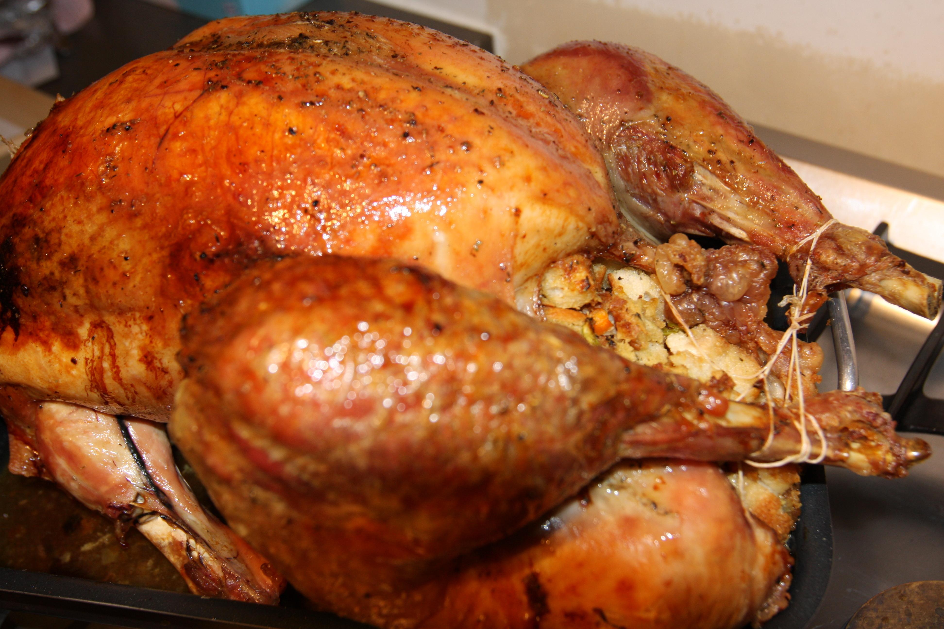 Roast Turkey Bigoven 167511