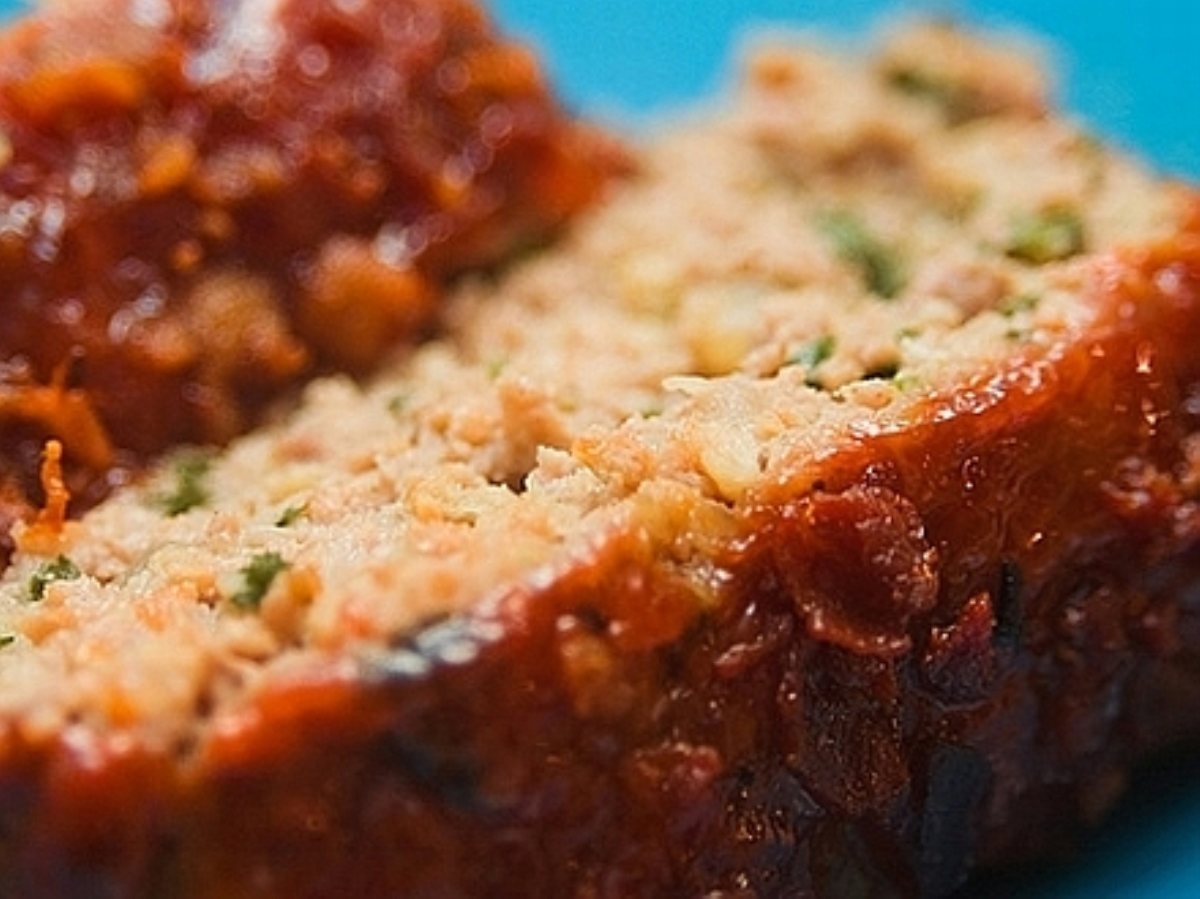 Easy Old Fashioned Meatloaf