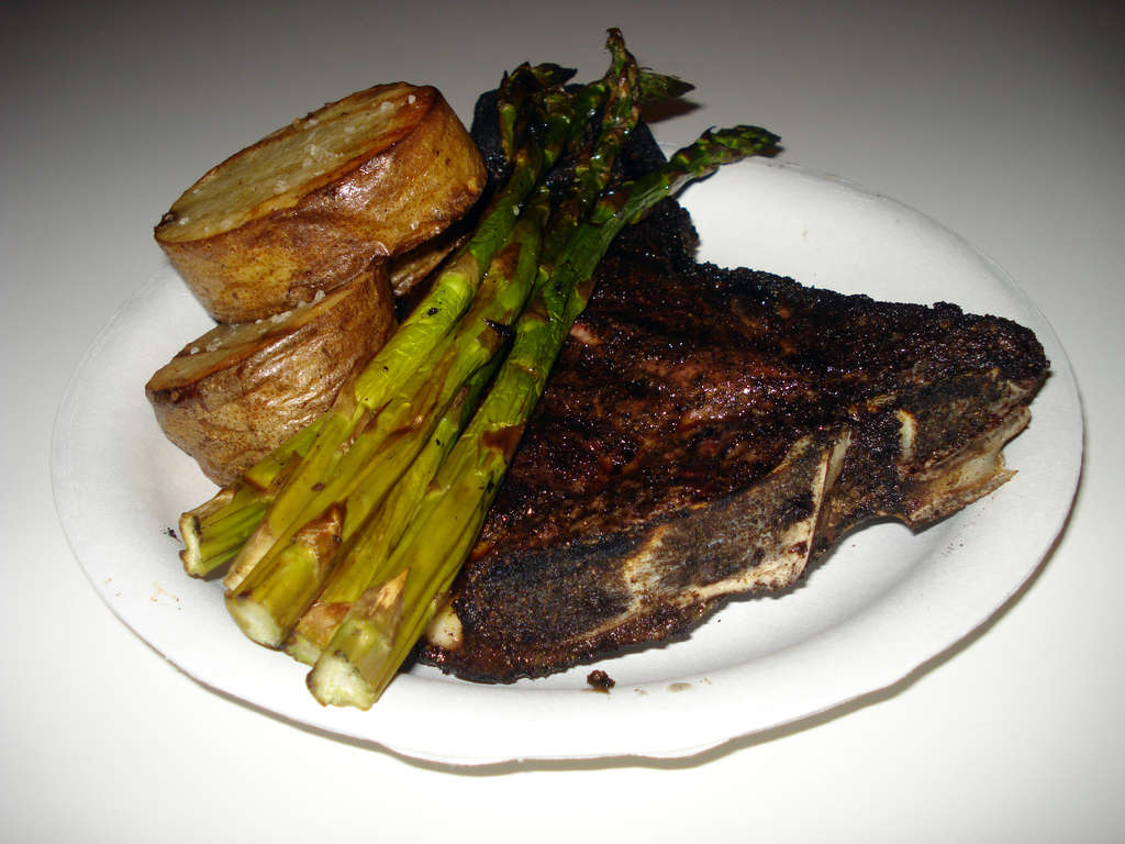 ... Course Main Dish Meat - Steaks and Chops Coffee Rub for Grilled Steak
