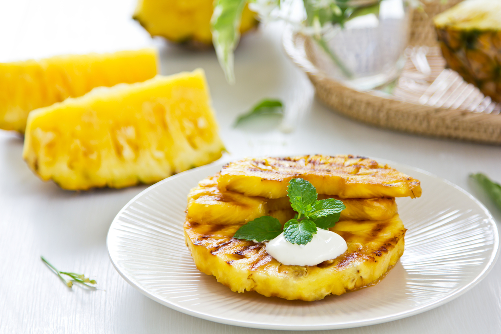 Grilled Pineapple - BigOven 736