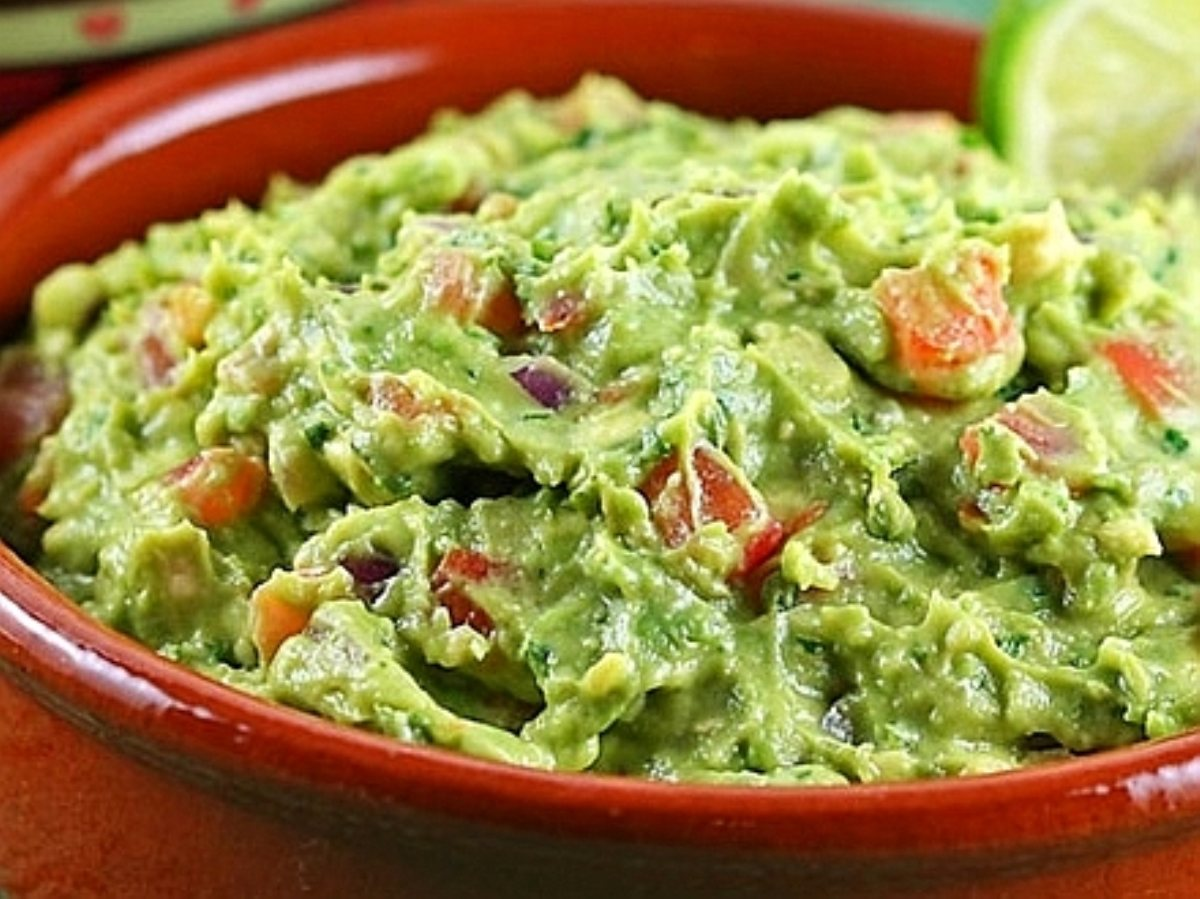 Recipes Course Appetizers Dips and Spreads Guacamole