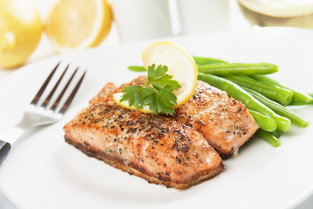how to cook baked salmon