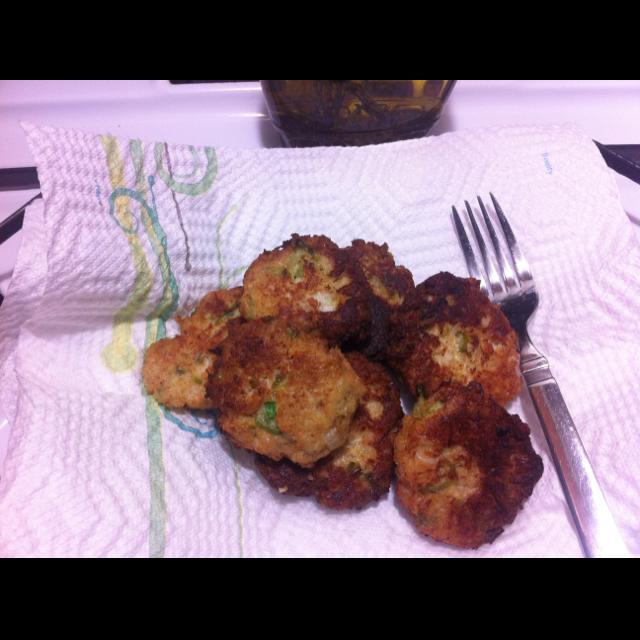 Louisiana Deviled Crab Cakes Recipe